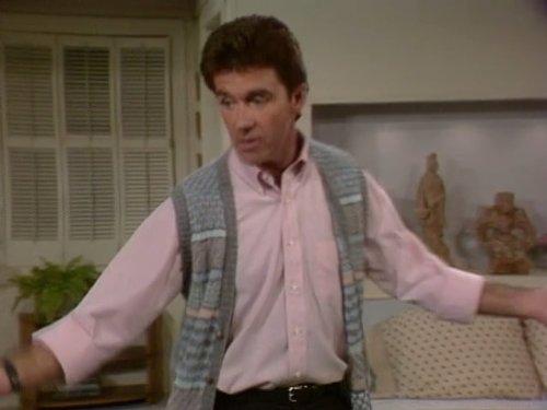 Серіал «Проблемы роста» (1985 – 1992): Алан Тік 2 сезон, 5 епізод — «Employee of the Month» 500x375