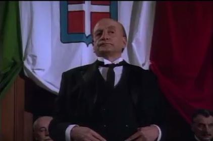«Муссолини» — кадры