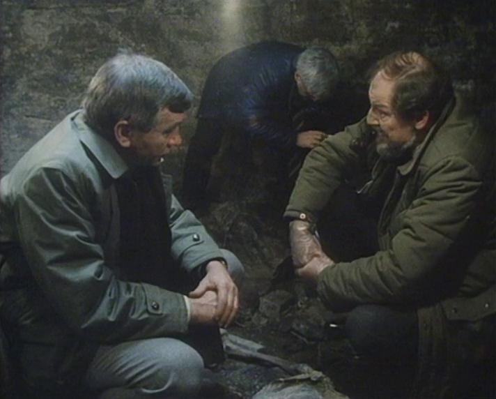 Серіал «Таггерт» (1983 – 2010): Марк МакМанус, Роберт Робертсон 1 сезон, 1 епізод — «Dead Ringer» 712x572