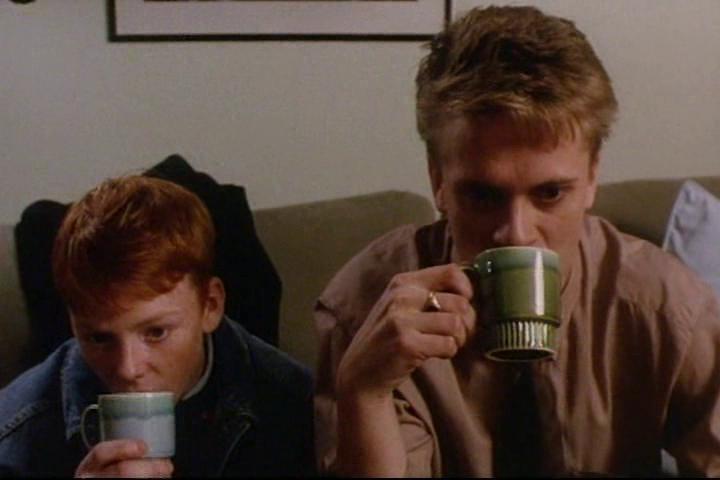 Серіал «Таггерт» (1983 – 2010): Гарі Халливуд, Джеймс Макферсон 9 сезон, 4 епізод — «Gingerbread Часть 1» (Instruments of Justice) 720x480