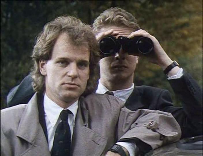 Серіал «Таггерт» (1983 – 2010): Джеймс Макферсон, Херберт Траттнигг 4 сезон, 7 епізод 704x544