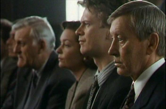Серіал «Таггерт» (1983 – 2010): Барбара Хорн, Джеймс Макферсон, Марк МакМанус, Иэн Андерс 10 сезон, 1 епізод — «Instrument of Justice Часть 1» (Secrets) 704x464