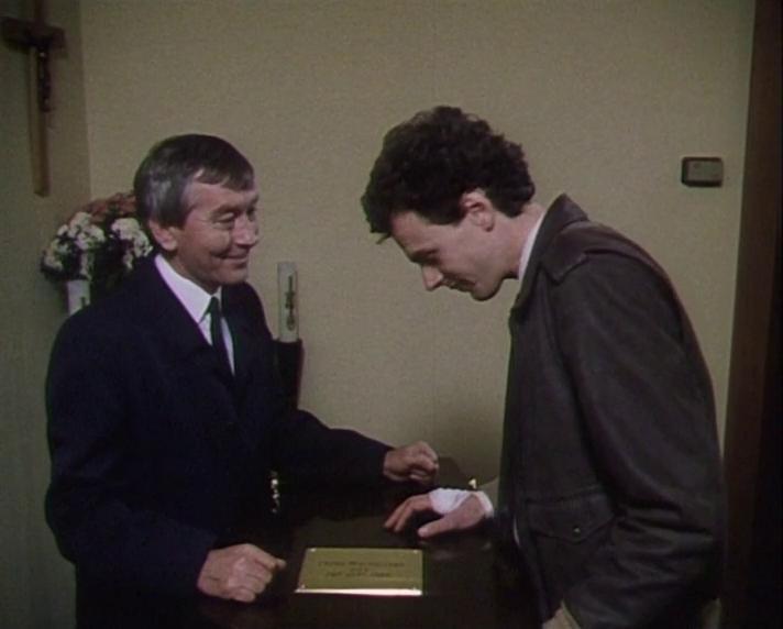 Серіал «Таггерт» (1983 – 2010): Марк МакМанус, Аластер Дункан 1 сезон, 4 епізод 712x572