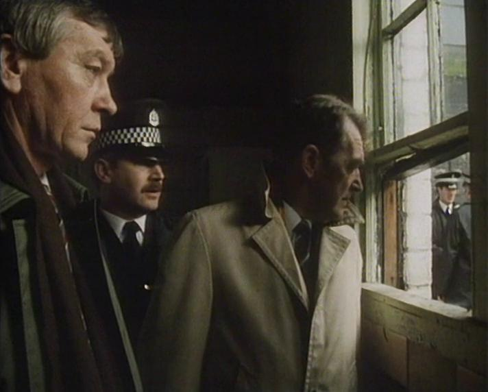 Серіал «Таггерт» (1983 – 2010): Марк МакМанус, Том Уотсон 1 сезон, 1 епізод — «Dead Ringer» 712x572