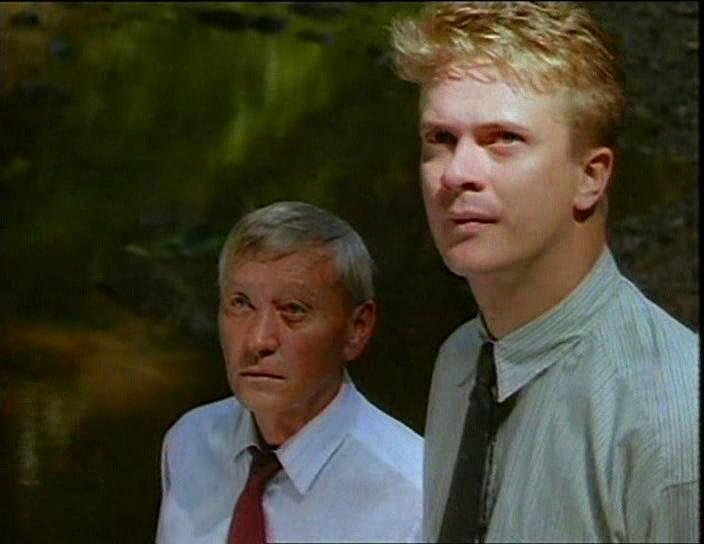 Серіал «Таггерт» (1983 – 2010): Марк МакМанус, Джеймс Макферсон 5 сезон, 4 епізод 704x544