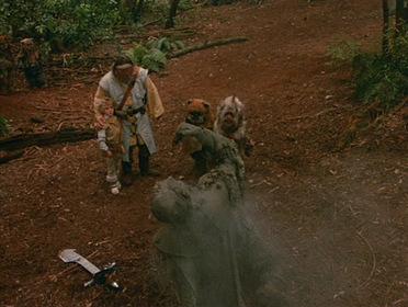 «Эвоки: Битва за Эндор» — кадры