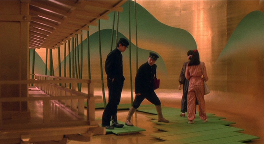 Фильм «Мисима: Жизнь в четырёх главах» (1985): 853x467