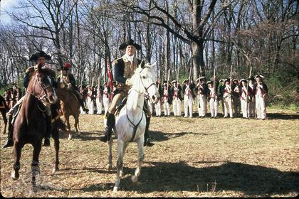 «George Washington II: The Forging of a Nation» — кадри