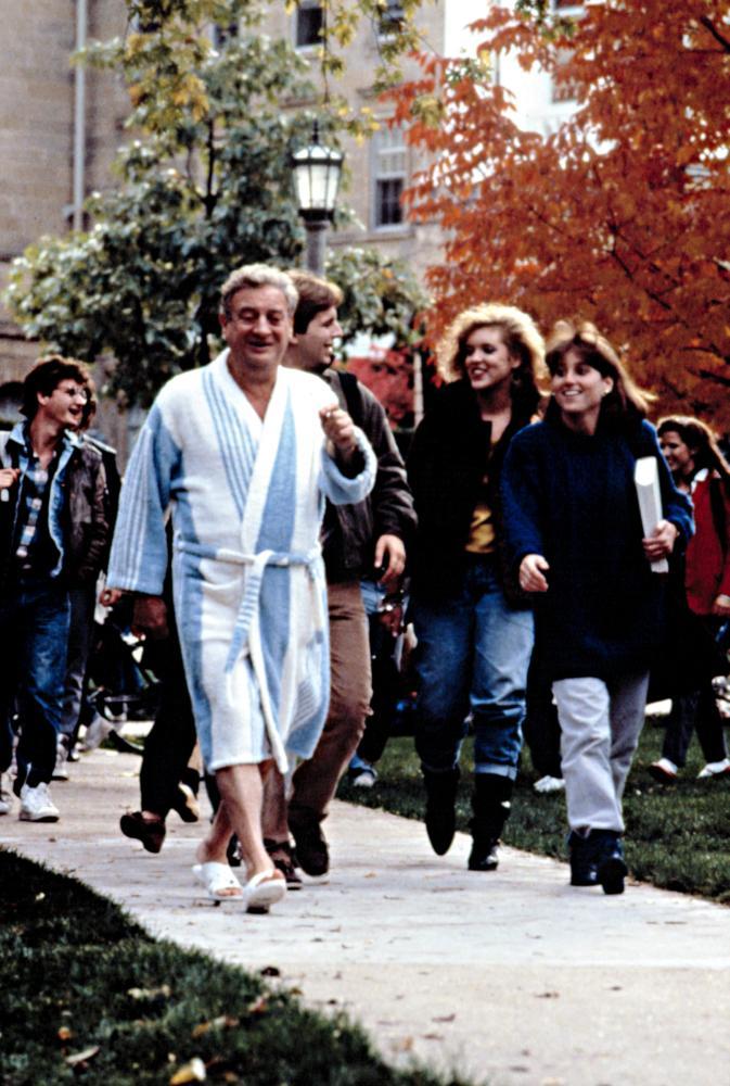 Фільм «Знову до школи» (1986): 673x1000