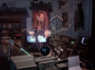 «Кентервільський привид» — кадри