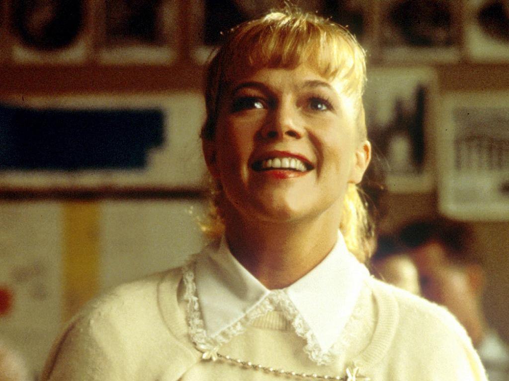 Фильм «Пегги Сью вышла замуж» (1986): Кэтлин Тёрнер 1024x768