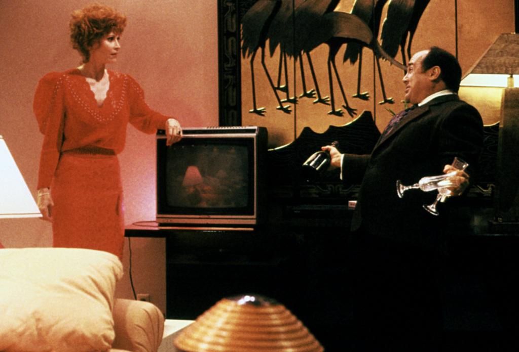 Фильм «Безжалостные люди» (1986): Дэнни ДеВито 1024x696