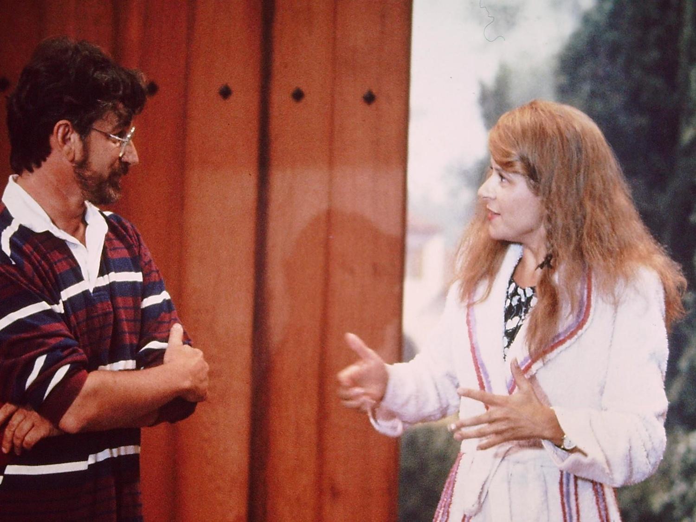 Серіал «Шоу Трейсі Ульман» (1987 – 1990): Стівен Спілберґ, Трейсі Уллмен 1500x1125