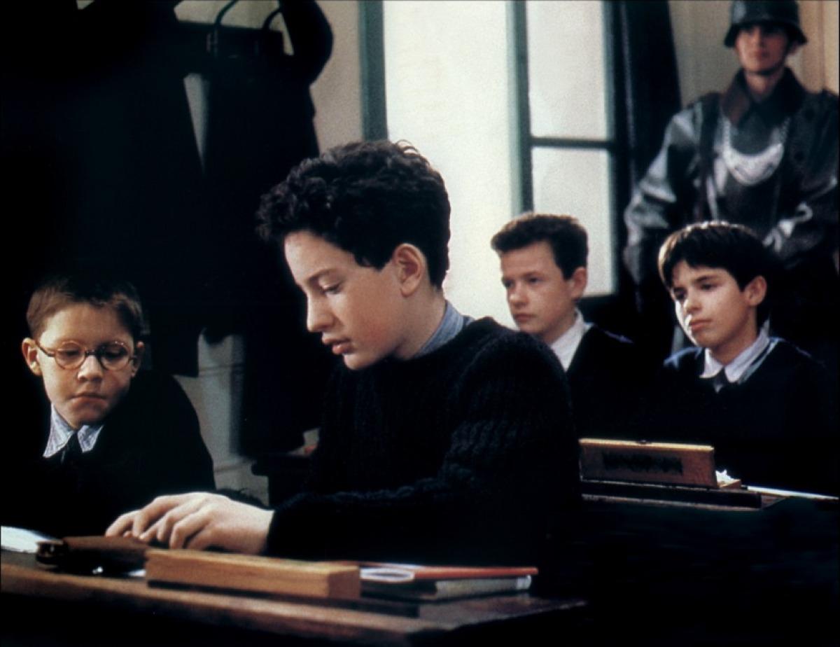 Фильм «До свидания, дети» (1987): 1200x924