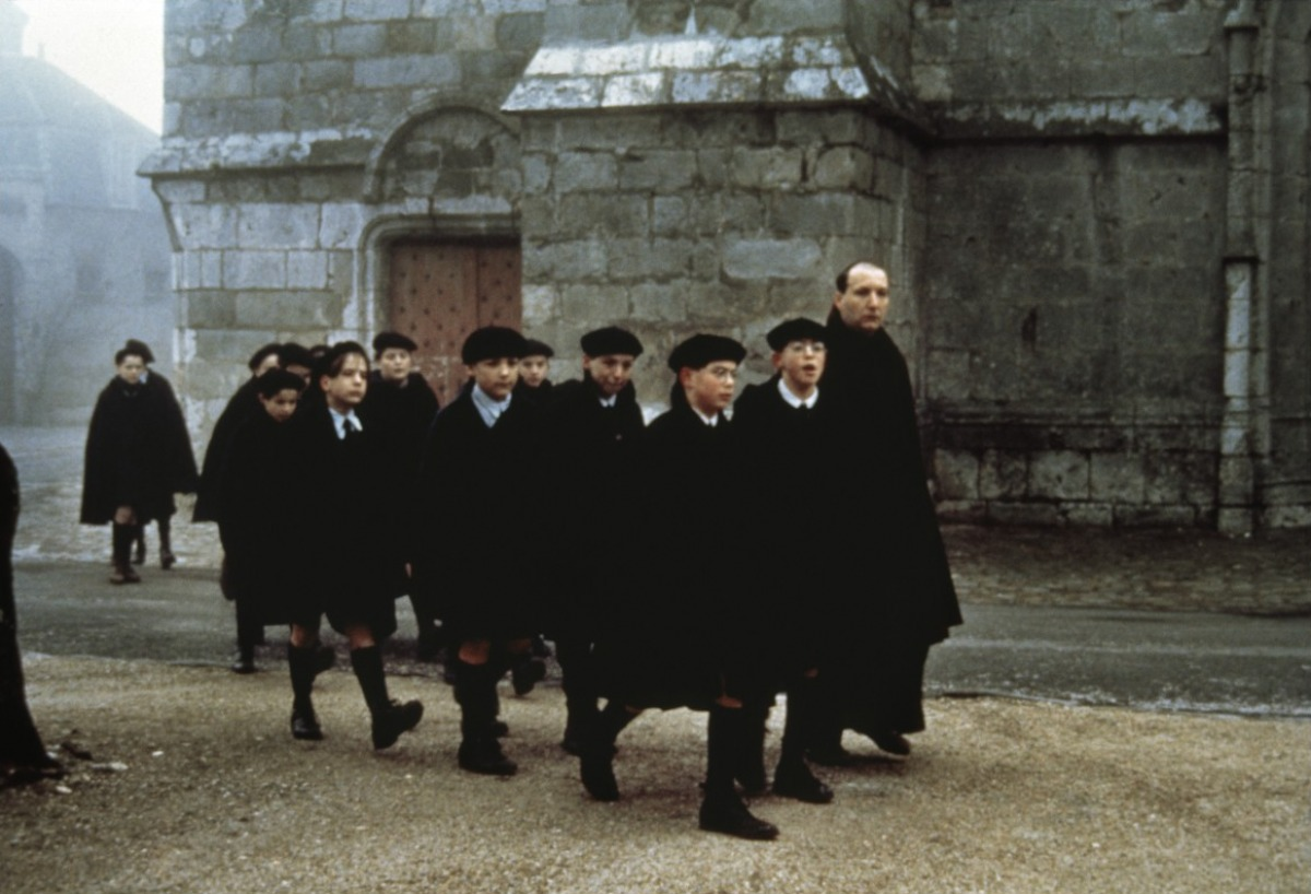 Фильм «До свидания, дети» (1987): 1200x818