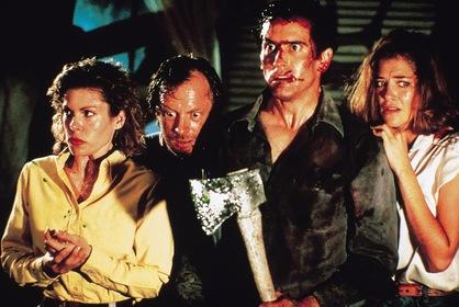 «Зловещие мертвецы 2» — кадры