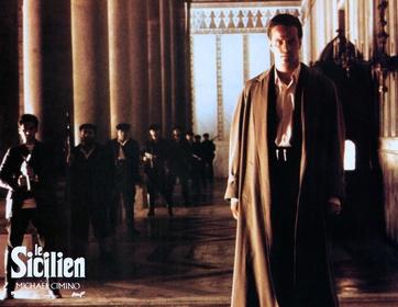 «Сицилиец» — кадры