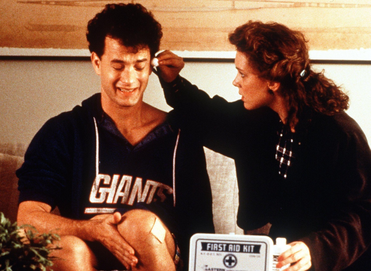 Фільм «Великий» (1988): Том Генкс, Елізабет Перкінс 1200x878