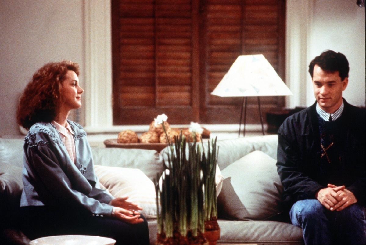 Фільм «Великий» (1988): Елізабет Перкінс, Том Генкс 1200x803