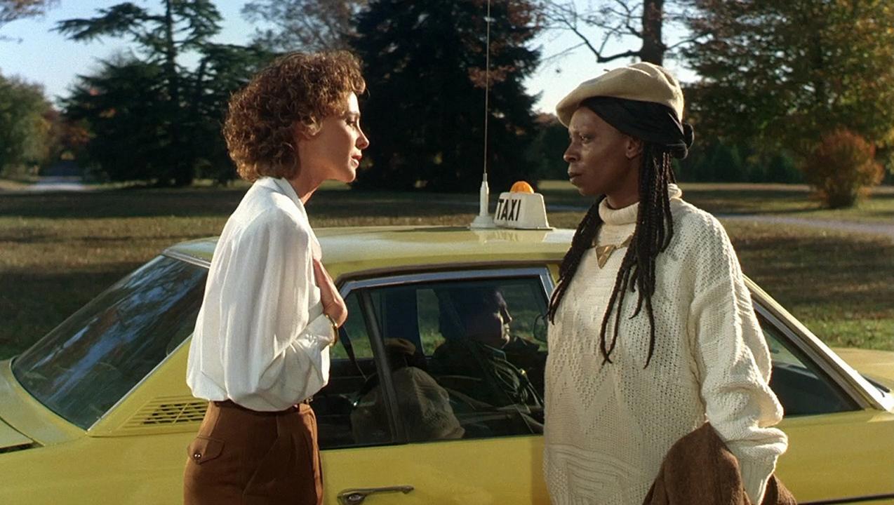Фільм «Серце Клари» (1988): Вупі Ґолдберґ, Кетлін Квінлан 1274x720