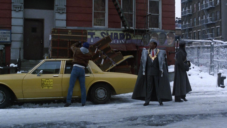 Фільм «Поїздка в Америку» (1988): Едді Мерфі, Арсеніо Холл, Джейк Стайнфелд 1500x844