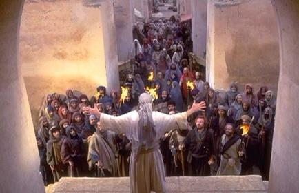 «Последнее искушение Христа» — кадры