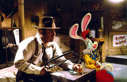 «Кто подставил кролика Роджера» — кадры