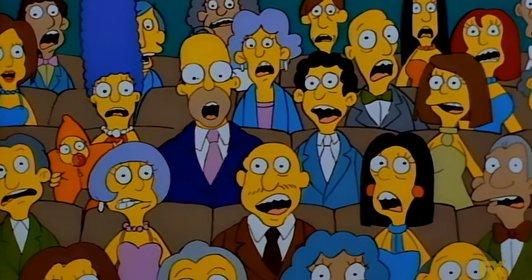 «Симпсоны» — кадры