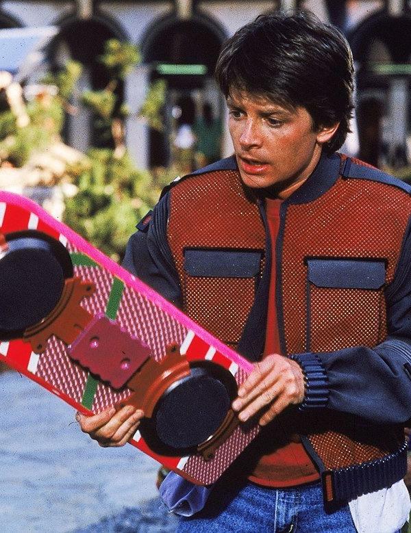 Фильм «Назад в будущее 2» (1989): Майкл Дж. Фокс 600x779