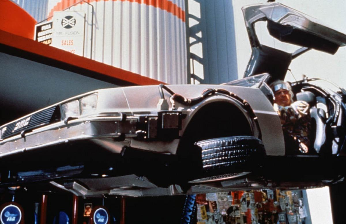 Фильм «Назад в будущее 2» (1989): Кристофер Ллойд 1200x779