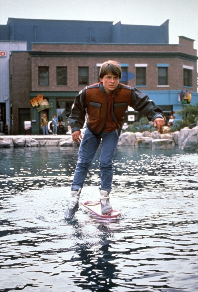 Фильм «Назад в будущее 2» (1989): 678x1000