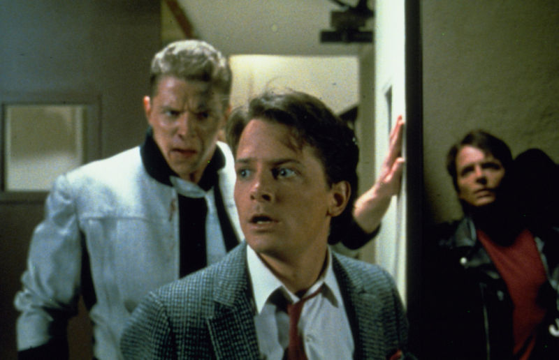 Фильм «Назад в будущее 2» (1989): 800x516