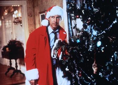 «Рождественские каникулы» — кадры