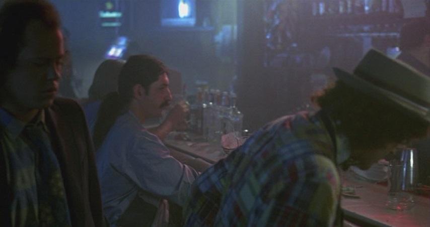 Фільм «УВЧ - ультра високі частоти» (1989): Девід Бове, «Странный Эл» Янкович 854x452