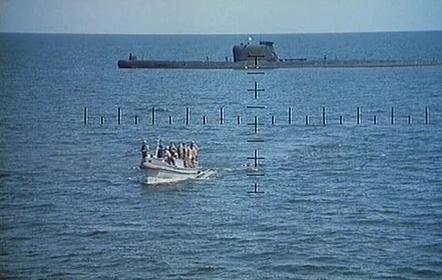 «Последняя подводная лодка» — кадри