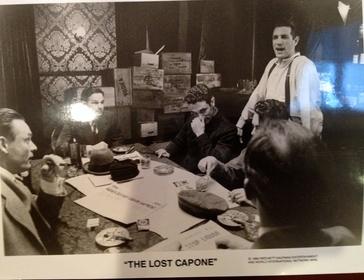 «Пропавший Капоне» — кадры