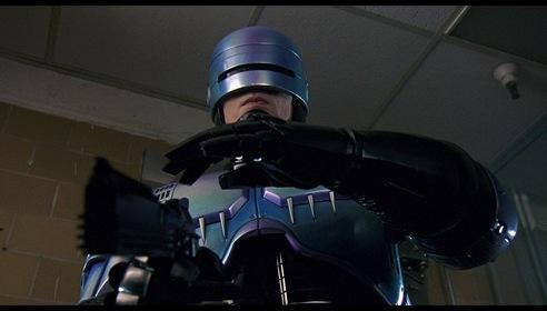 «Робот-поліцейський 2» — кадри