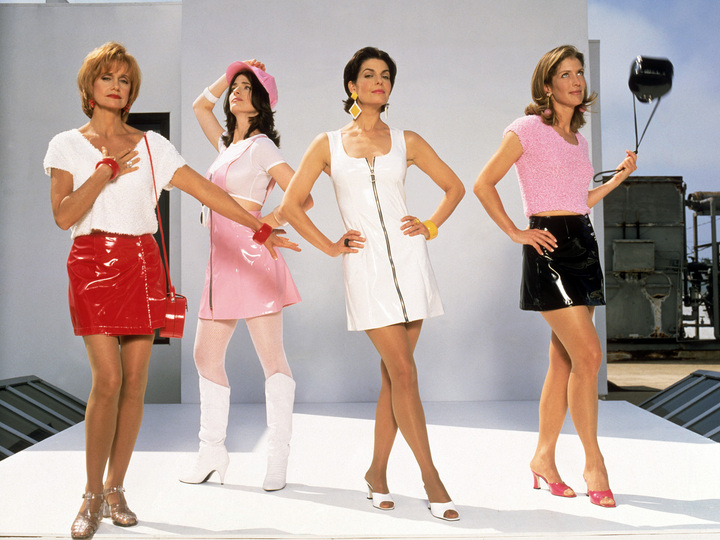 Серіал «Сестры» (1991 – 1996): 720x540
