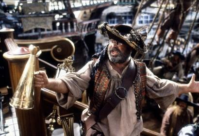 «Капитан Крюк» — кадры