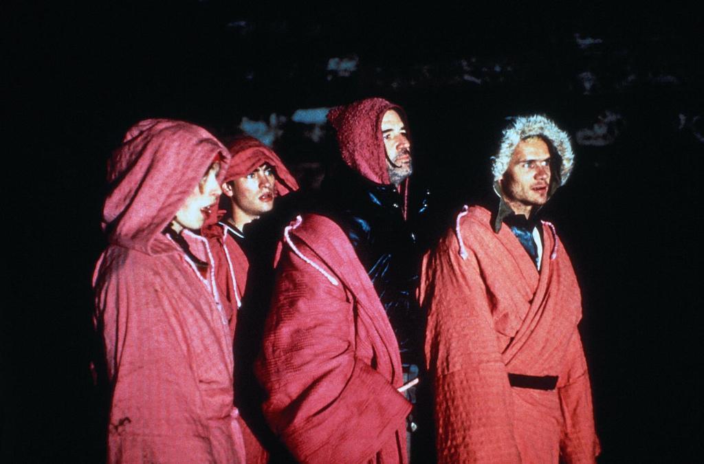 Фильм «Мой личный штат Айдахо» (1991): Фли, Родни Харви, Майкл Паркер, Уильям Ричерт 1024x675