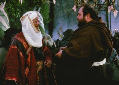 «Робін Гуд - принц злодіїв» — кадри