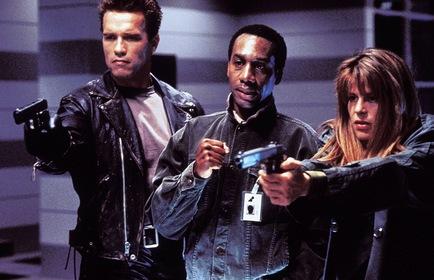 «Термінатор 2: Судний день» — кадри