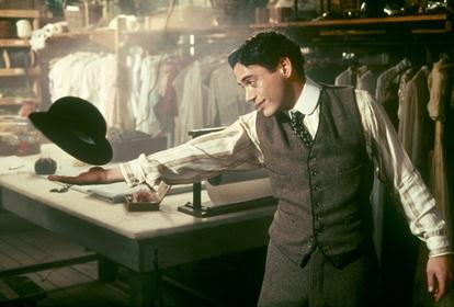 «Чаплін» — кадри