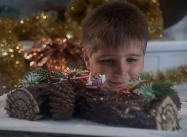 «Різдво в Коннектикуті» — кадри