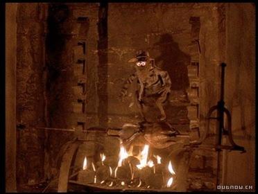 «Різдвяна пісня Маппетів» — кадри