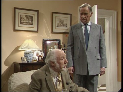 Серіал «Время идет» (1992 – 2005): Фрэнк Миддлмэсс, Джеффрі Палмер 3 сезон, 2 епізод — «Rocky's Wedding Day» 500x375