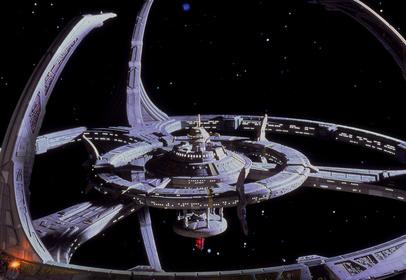 «Зоряний шлях: Далекий космос 9» — кадри