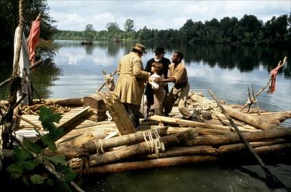 «Приключения Гекльберри Финна» — кадры