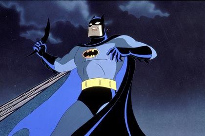 «Бетмен: Маска фантазму» — кадри