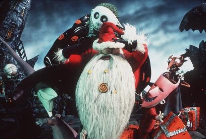 «Кошмар перед Рождеством» — кадры